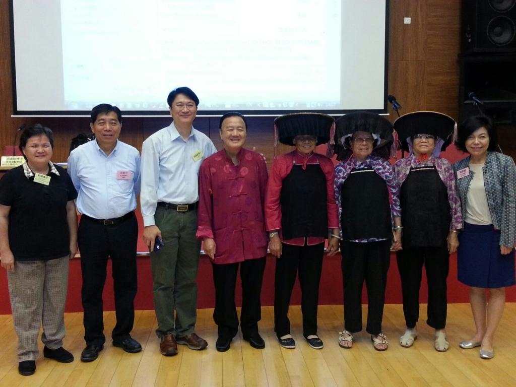 新界鄉議局: 新界傳統文化講座系列之「鄉村傳統山歌」
